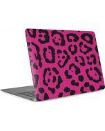 Rosy Leopard Apple MacBook Air Skin