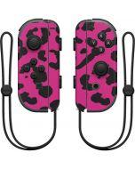 Rosy Leopard Nintendo Joy-Con (L/R) Controller Skin