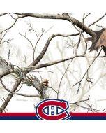 Realtree Camo Montreal Canadiens Apple iPad Skin