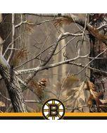 Realtree Camo Boston Bruins iPhone X Waterproof Case