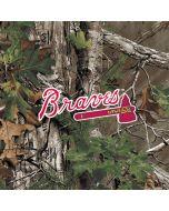 Atlanta Braves Realtree Xtra Green Camo Galaxy S6 Edge Skin