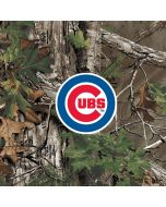 Chicago Cubs Realtree Xtra Green Camo Galaxy S6 Skin