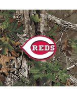 Cincinnati Reds Realtree Xtra Green Camo Galaxy S6 Edge Skin