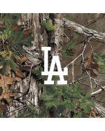 Los Angeles Dodgers Realtree Xtra Green Camo Lenovo T420 Skin