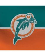 Miami Dolphins Vintage Yoga 910 2-in-1 14in Touch-Screen Skin