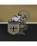 New Orleans Saints Vintage Yoga 910 2-in-1 14in Touch-Screen Skin