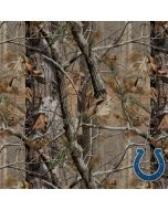 Indianapolis Colts Realtree AP Camo Xbox One Console Skin