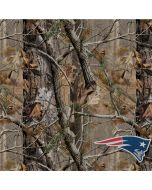 New England Patriots Realtree AP Camo iPhone X Waterproof Case