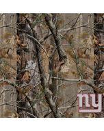 New York Giants Realtree AP Camo LG G6 Skin
