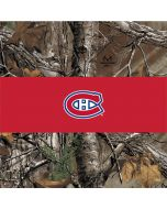 Montreal Canadiens Realtree Xtra Camo HP Envy Skin