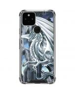 Ruth Thompson Checkmate Dragons Google Pixel 5 Clear Case