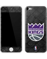 Sacramento Kings Blast Rust Apple iPod Skin