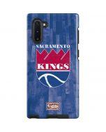 Sacramento Kings Hardwood Classics Galaxy Note 10 Pro Case