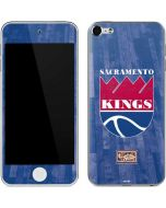 Sacramento Kings Hardwood Classics Apple iPod Skin
