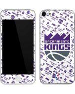 Sacramento Kings History Logo Blast Apple iPod Skin
