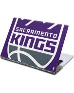 Sacramento Kings Large Logo Yoga 910 2-in-1 14in Touch-Screen Skin