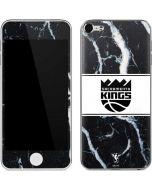 Sacramento Kings Marble Apple iPod Skin