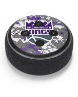 Sacramento Kings Purple Digi Camo Amazon Echo Dot Skin