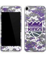 Sacramento Kings Purple Digi Camo Apple iPod Skin