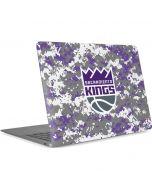 Sacramento Kings Purple Digi Camo Apple MacBook Air Skin