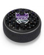 Sacramento Kings Purple Pixels Amazon Echo Dot Skin