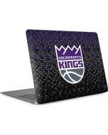 Sacramento Kings Purple Pixels Apple MacBook Air Skin