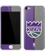 Sacramento Kings Split Canvas Apple iPod Skin