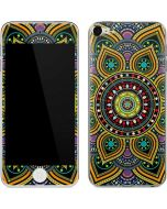 Sacred Wheel Colored Apple iPod Skin