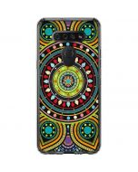 Sacred Wheel Colored LG K51/Q51 Clear Case