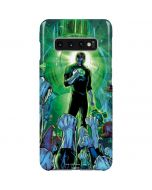 Salute to Green Lantern Galaxy S10 Plus Lite Case