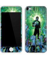 Salute to Green Lantern Apple iPod Skin
