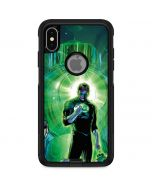 Salute to Green Lantern Otterbox Commuter iPhone Skin