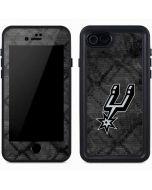 San Antonio Spurs Dark Rust iPhone 7 Waterproof Case