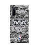 San Antonio Spurs Digi Camo Galaxy Note 10 Pro Case