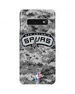 San Antonio Spurs Digi Camo Galaxy S10 Plus Lite Case