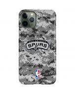 San Antonio Spurs Digi Camo iPhone 11 Pro Lite Case