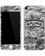 San Antonio Spurs Digi Camo Apple iPod Skin
