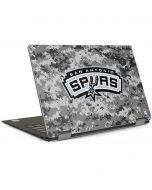 San Antonio Spurs Digi Camo Dell XPS Skin