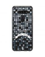 San Antonio Spurs Digi LG K51/Q51 Clear Case