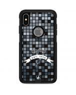 San Antonio Spurs Digi Otterbox Commuter iPhone Skin