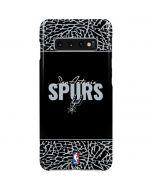 San Antonio Spurs Elephant Print Galaxy S10 Plus Lite Case