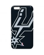 San Antonio Spurs Large Logo iPhone 6/6s Plus Pro Case