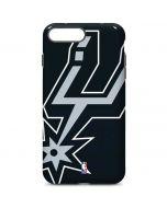 San Antonio Spurs Large Logo iPhone 7 Plus Pro Case