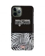 San Antonio Spurs Retro Palms iPhone 11 Pro Lite Case