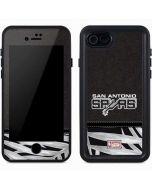 San Antonio Spurs Retro Palms iPhone 7 Waterproof Case