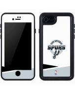 San Antonio Spurs Split iPhone 7 Waterproof Case