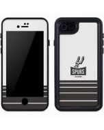 San Antonio Spurs Static iPhone 7 Waterproof Case