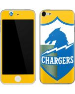Los Angeles Chargers Retro Logo Apple iPod Skin
