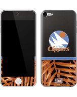 San Diego Clippers Retro Palms Apple iPod Skin
