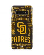 San Diego Padres - Cap Logo Blast Galaxy S10 Plus Lite Case